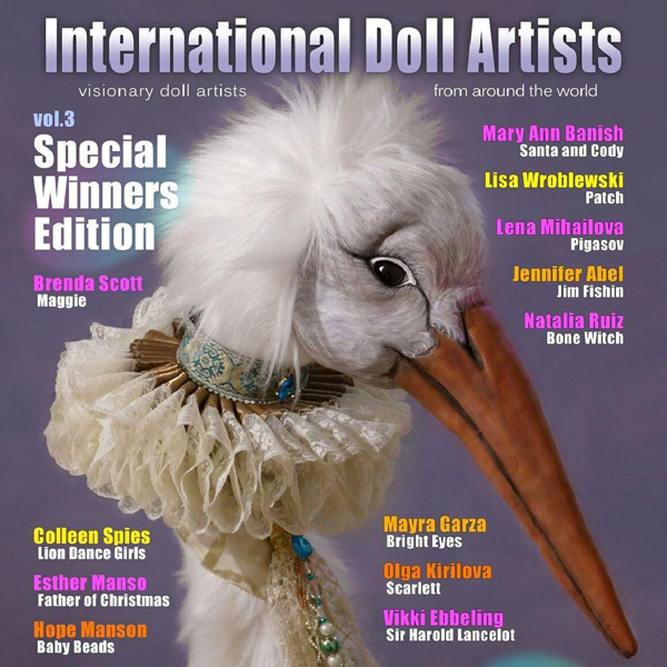 International Doll Artists Vol. 3