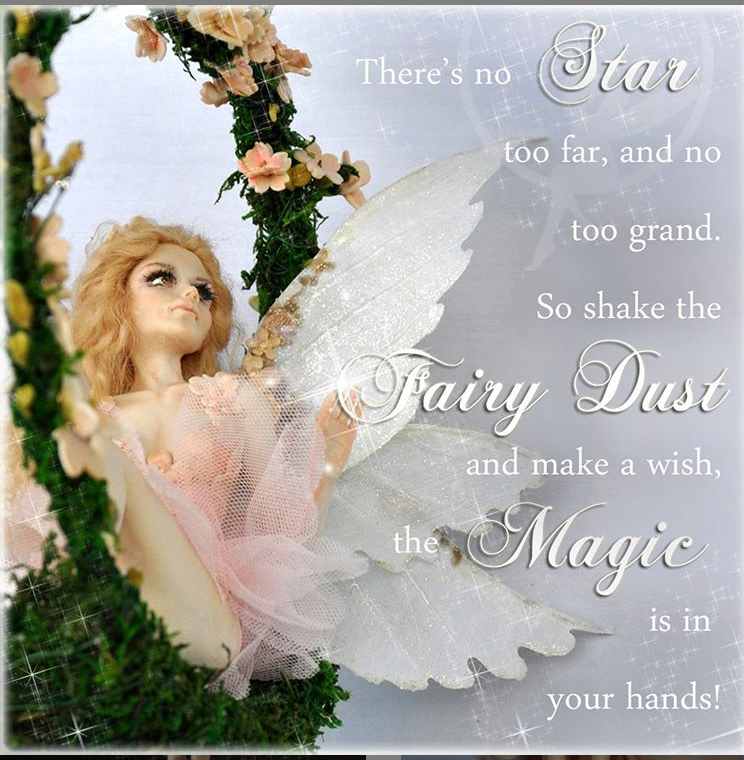 Flower Fairy by Kallispe