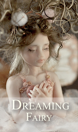 Dreaming Fairy that wants to fly