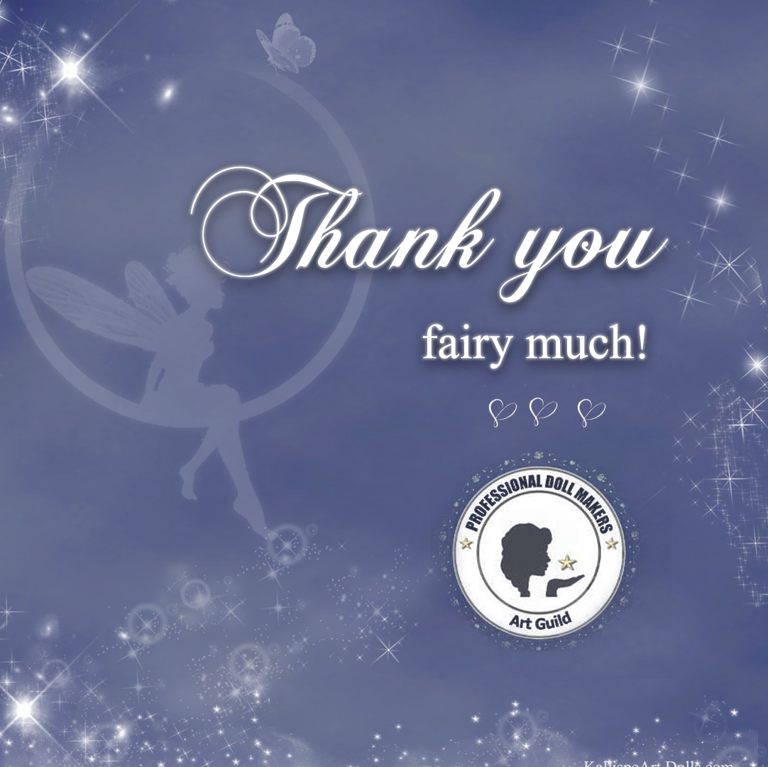 Thank you fairy much