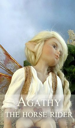 Fairy horserider